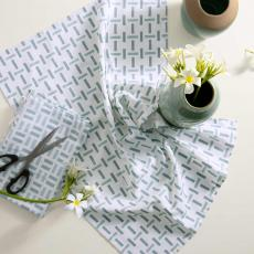 Maze Cotton Dish Towel Set of Two
