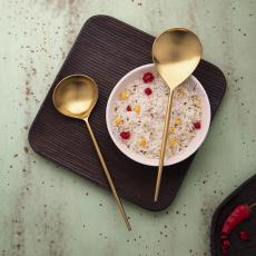Aura Gold Serving Set of Two