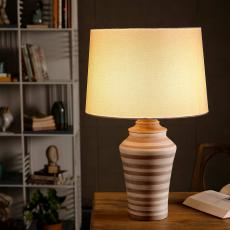 Luminaire     Terracotta Table Lamp