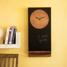 On Time Notice Board & Clock