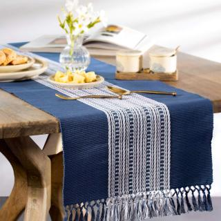 Aksa 100% Cotton Table Runner