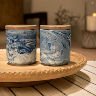 The Earth Jar Set of Two (Small)
