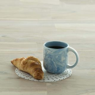the earth ceramic coffee mug