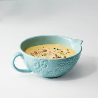 Upper Crust Ceramic Mixing Bowl- Medium