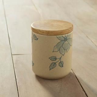Fiore Ceramic Jar Small