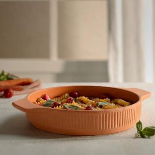 Sienna Terracotta Baking Dish (Small)
