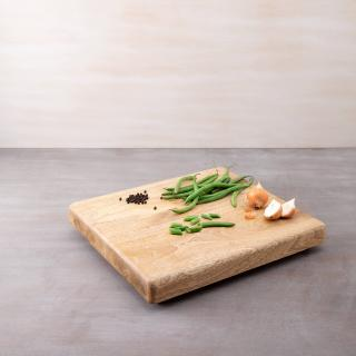 Natural Wood Butcher Board